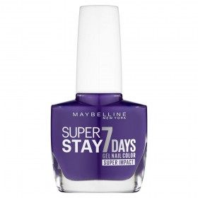 887 All Day Plum - Vernis à Ongles Strong & Pro / SuperStay Gemey Maybelline Gemey Maybelline 7,90 €