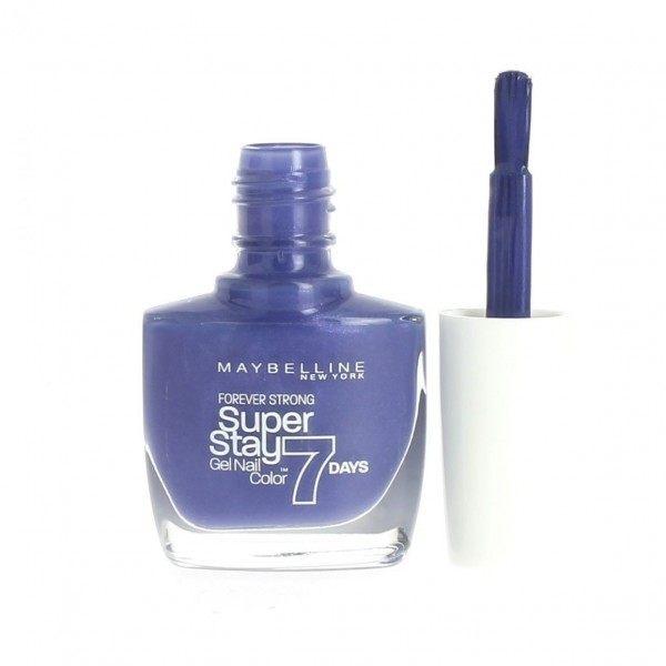 645 Violet Village - Vernis à Ongles Strong & Pro / SuperStay Gemey Maybelline Gemey Maybelline 7,90€