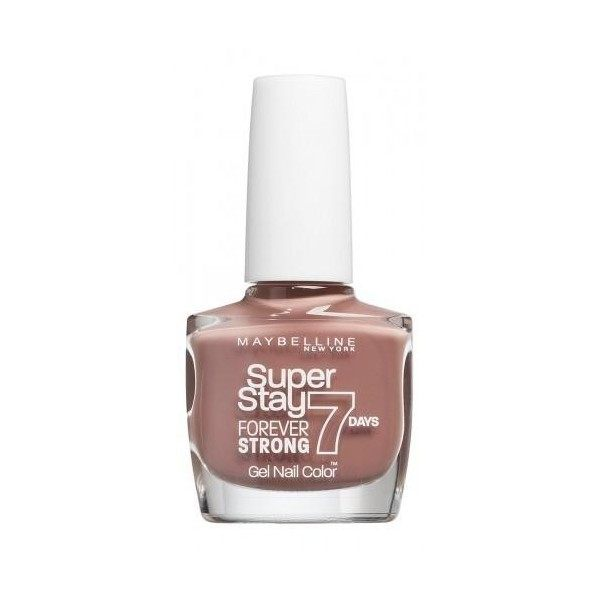 877 Beige Touch - Vernis à Ongles Strong & Pro / SuperStay Gemey Maybelline Gemey Maybelline 7,90 €