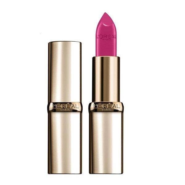 134-de-Rosa Vermella Real Cor dos beizos Ricos L 'oréal l' oréal L ' oréal 12,90 €