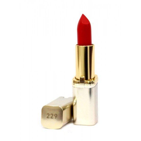 229 Cliché Mania - Rouge à lèvre Color Riche de L'Oréal L'Oréal 3,00€