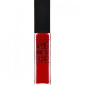 25 Orange Shot - lippenstift Vivid Matte Liquid presse / pressemitteilungen Maybelline presse / pressemitteilungen Maybelline