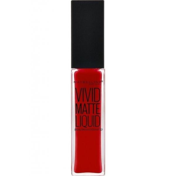25 Arancio Shot - rossetto Vivace Opaco Liquido Gemey Maybelline Gemey Maybelline 13,99 €