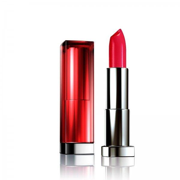 470 Roja de la Revolución labial Rojo Gemey Maybelline Color Sensacional Gemey Maybelline 10,90 €