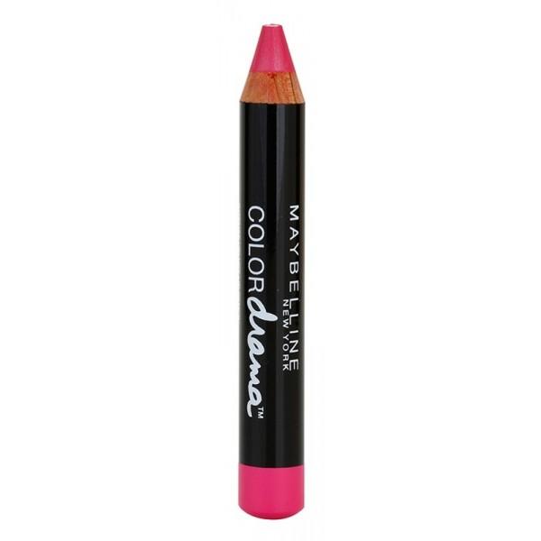 150 Fuchsia Desire - Rouge à lèvres CRAYON Velours MAT Colordrama de Gemey Maybelline Maybelline 2,99€