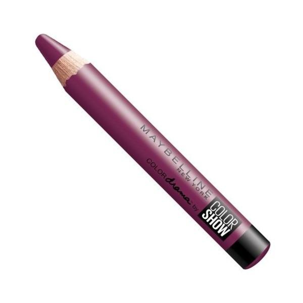 110 Pink So Chic - Rouge à lèvres CRAYON Velours MAT Colordrama by Colorshow de Gemey Maybelline Gemey Maybelline 7,99€