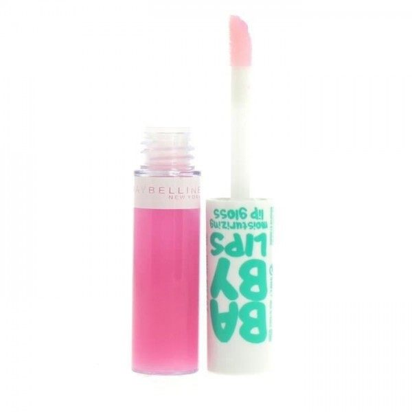 30 Pink Pizzaz - Baby Lips Gloss Hydratant Gemey Maybelline Maybelline 1,99 €