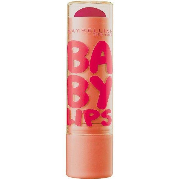 Cherry Me - Bálsamo de labios Hidratante de Labios del Bebé Gemey Maybelline Gemey Maybelline 6,99 €