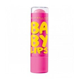 Pink Punch - Baume à lèvres Hydratant Baby Lips Gemey Maybelline Gemey Maybelline 2,99€