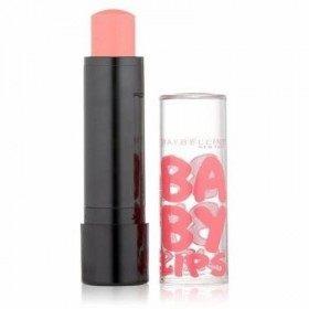 Strike A Rose - Lippenbalsam-der Feuchtigkeitsspendende Electro Baby Lips presse / pressemitteilungen Maybelline presse /