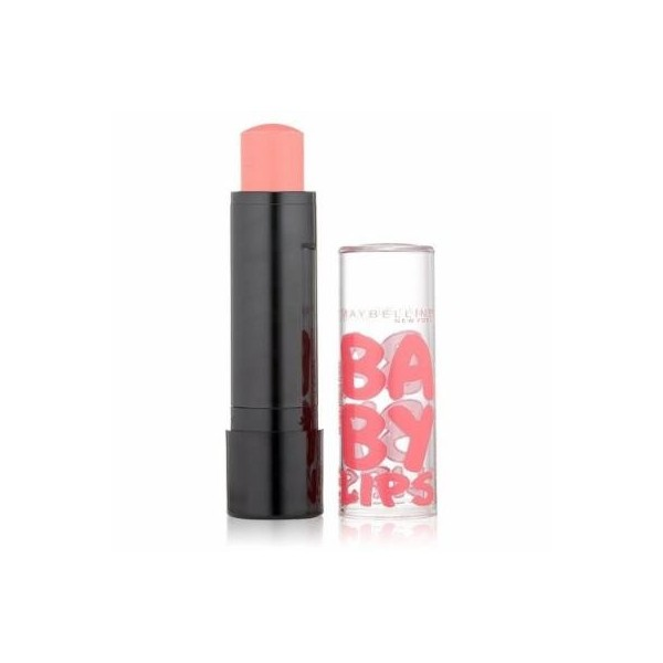 Strike A Rose - Baume à lèvres Hydratant Electro Baby Lips Gemey Maybelline Gemey Maybelline 6,99 €