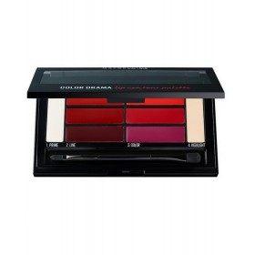 Crimson Volpe - Palette che Contorna il Colore delle Labbra Dramma CONTORNO LABBRA TAVOLOZZA Gemey Maybelline Gemey Maybelline