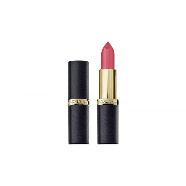 104 de la Huelga de Una Rosa de color Rojo - el Color de Labios MATE Rico L'oréal l'oréal L'oréal 17,50 €