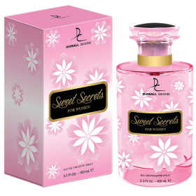 Sweet Secrets - Perfume Generic - Eau de Toilette Woman 100ml Dorall Collection 8,99 €