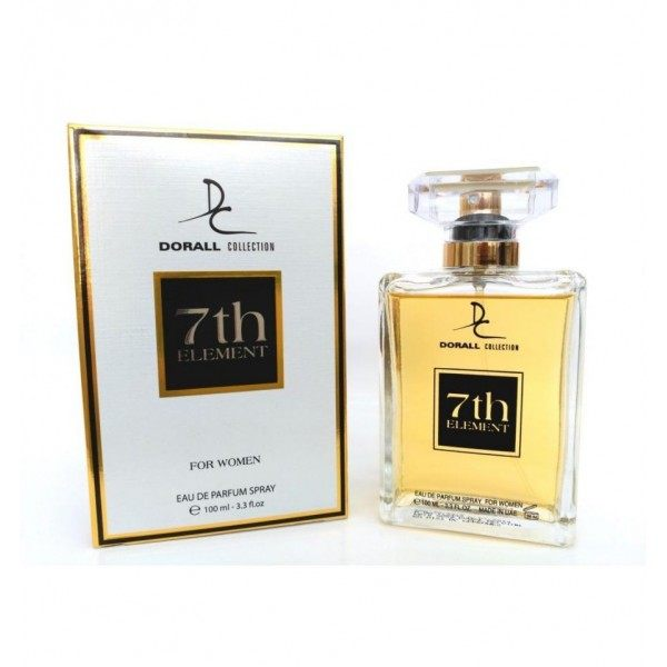 7 TH Element - Parfum Générique - Eau de parfum Femme - 100ml Dorall Collection 8,99 €