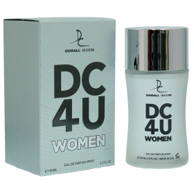 DC4U Women - Perfume Generic - Eau de parfum Woman - 100 ml Dorall Collection 8,99 €