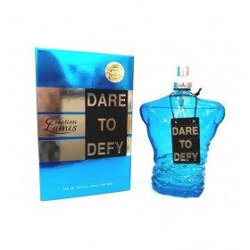 Dare To Defy - Perfume Generic Man Eau de Toilette 100ml Lamis 12,99 €