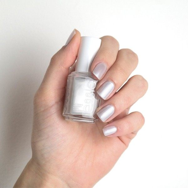4 Pearly White - Vernis à ongles ESSIE ESSIE 5,99€