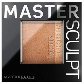 01 Luz Medio Paleta de Contorno Mestre Esculpir Gemey Maybelline Gemey Maybelline 12,00 €