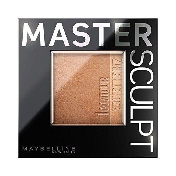 01 Light Médium - Palette de Contouring Master Sculpt Gemey Maybelline Maybelline 5,99€