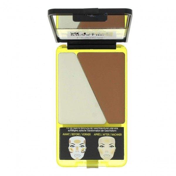 02 Claire à Médium - Palette Contouring Infaillible Sculpt de L'Oréal L'Oréal 5,99€