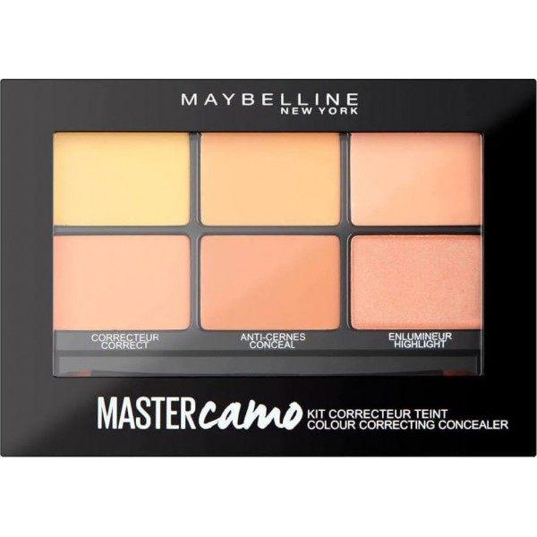 02 Medium - Master Camo Kit Correcteur Teint Gemey Maybelline Maybelline 4,99€