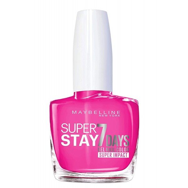 885 Pink Goes On - Nails Strong & Pro Gemey Maybelline Gemey Maybelline 7,90 €