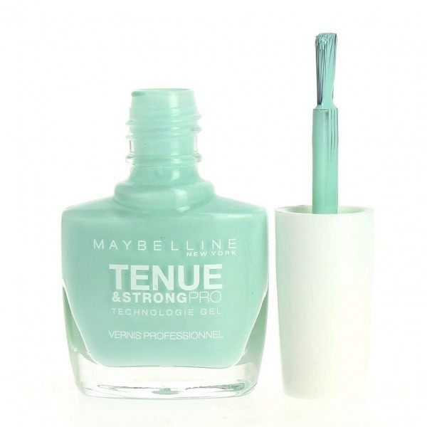 615 Mint For Life - Vernis à Ongles Strong & Pro Gemey Maybelline Gemey Maybelline 7,90€