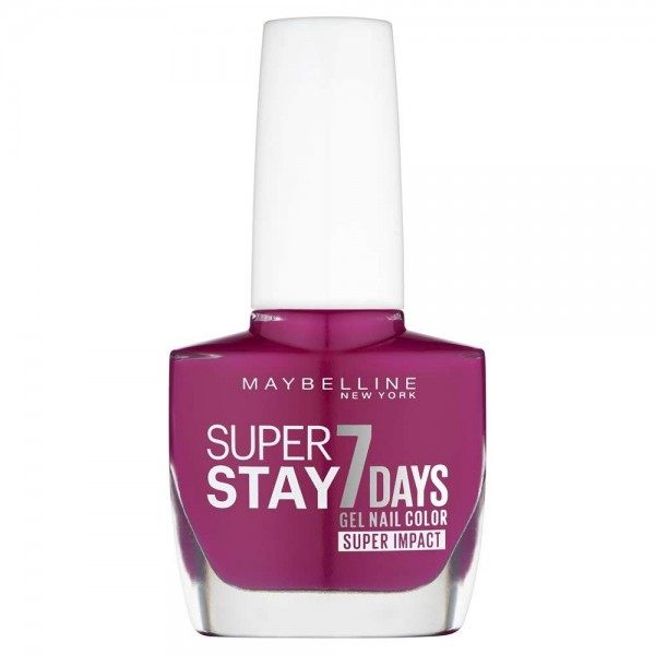 886 24/7 Fuchsia - Vernis à Ongles Strong & Pro Superstay Gemey Maybelline Maybelline 2,99 €