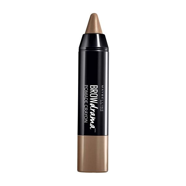 Dark Blond - Cire à Sourcils Crayon Brow Drama Pomade Gemey Maybelline Maybelline 3,49€