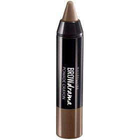 Medium Brown - Cire à Sourcils Crayon Brow Drama Pomade Gemey Maybelline Gemey Maybelline 3,99 €