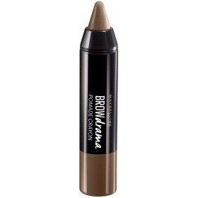 Medium Brown - Wachs-Augenbrauen Bleistift Brow Drama Pomade presse / pressemitteilungen Maybelline presse / pressemitteilungen
