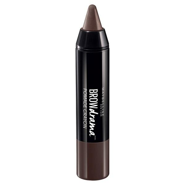 Dark Brown - Cire à Sourcils Crayon Brow Drama Pomade Gemey Maybelline Maybelline 3,49€