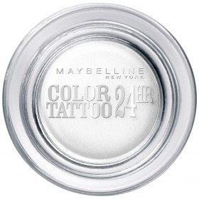 45 Infinite White - Color Tattoo 24h Gel Ombre à Paupières en Crème Gemey Maybelline Gemey Maybelline 4,99 €