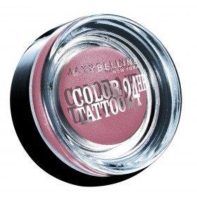 65 en Oro Rosa de Color Tattoo 24h Gel de Sombra de ojos Crema Gemey Maybelline Gemey Maybelline 12,90 €