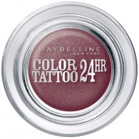 70 Metallic Pomegranate - Color Tattoo 24h Gel Ombre à Paupières en Crème Gemey Maybelline Gemey Maybelline 12,90 €