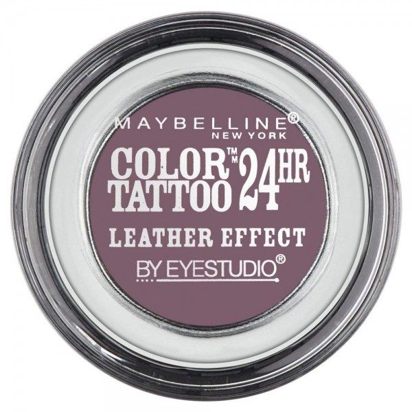 97 Vintage Plum - Color Tattoo 24h Gel Ombre à Paupières en Crème Gemey Maybelline Maybelline 3,99€