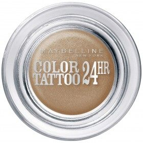 35 e Cor Bronce Tatuaxe 24 horas Xel Sombra do ollo Crema Gemey Maybelline Gemey Maybelline 12,90 €