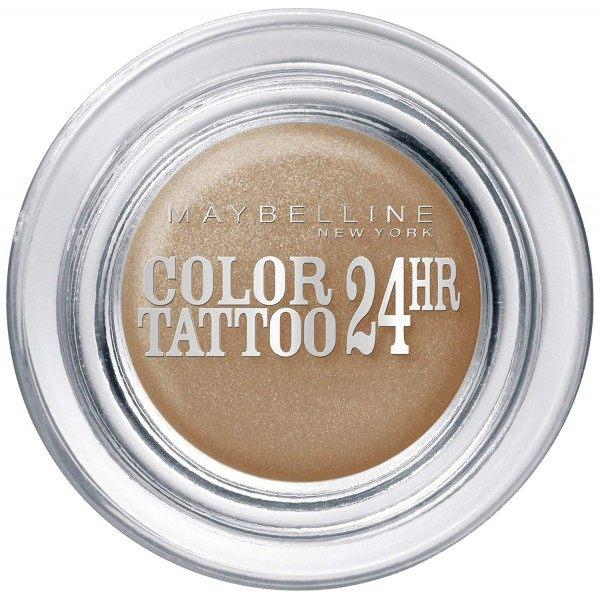 35 On and On Bronze - Color Tattoo 24h Gel Ombre à Paupières en Crème Gemey Maybelline Gemey Maybelline 4,99€
