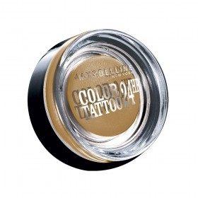05 Eternal Gold - Color Tattoo 24h Gel-Lidschatten in Creme-presse / pressemitteilungen Maybelline presse / pressemitteilungen