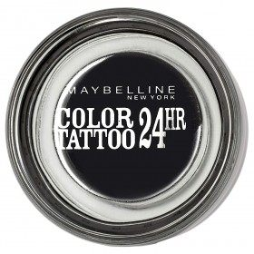 60 Timeless Black - Color Tattoo 24h Gel Ombre à Paupières en Crème Gemey Maybelline Gemey Maybelline 12,90 €