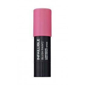 Fuschia Fame - Blush Paint Stick Infaillible de L'Oréal L'Oréal 10,70€