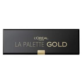 Gold - Palette Shadow to the Eyelid, Color Riche L'oréal l'oréal L'oréal 24,99 €
