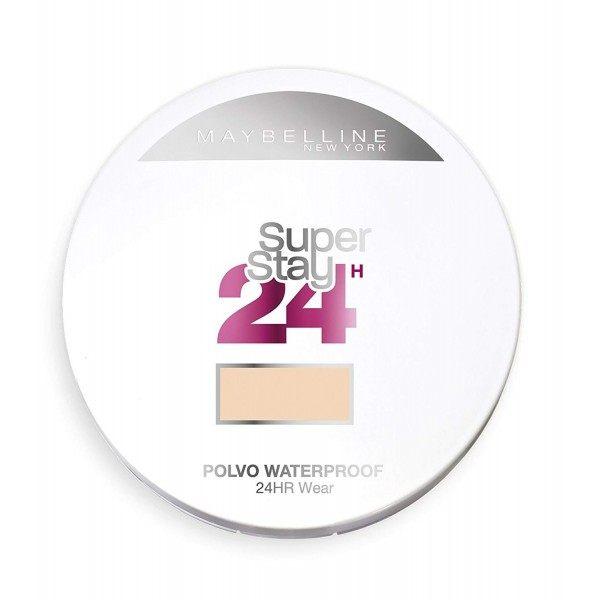 30 Sable / Sand - Poudre Compacte Waterproof Superstay 24H de Gemey Maybelline Gemey Maybelline 6,99€