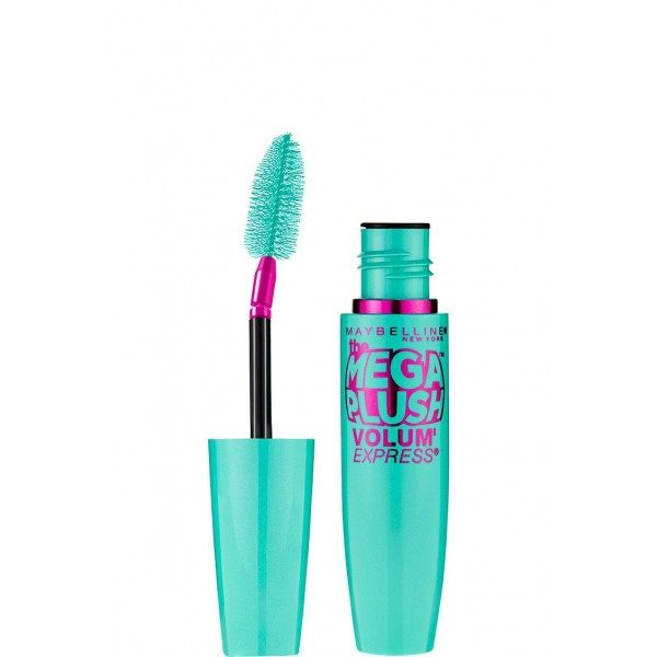 Mascara Mega Plush Volum' Express Very Black Gemey Maybelline Gemey Maybelline 12,99 €