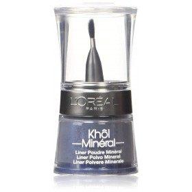 03 Bleu Météorite - Khôl Minéral ( Eye Liner en poudre minérale ) de L'Oréal Paris L'Oréal 12,99€