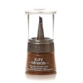 05 Marron Glacé - Khôl Minéral ( Eye Liner en poudre minérale ) de L'Oréal Paris L'Oréal 12,99€