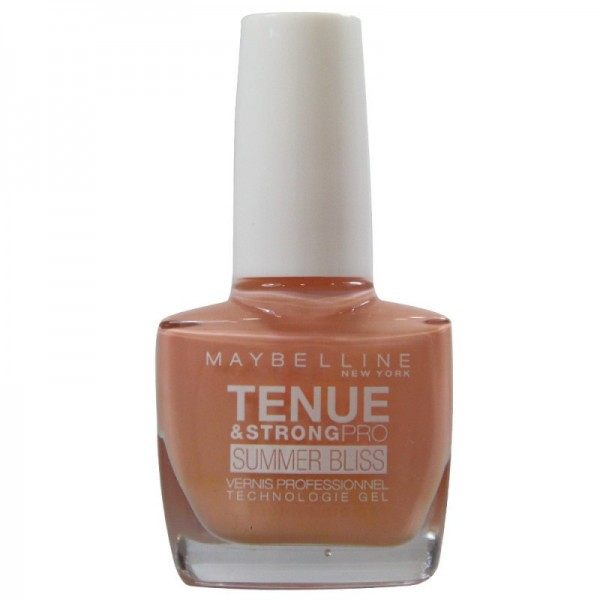 873 Sun Kissed - Vernis à Ongles Strong & Pro / SuperStay Gemey Maybelline Maybelline 1,49 €