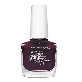 05 Cassis Extreme - Nail Varnish Strong & Pro / SuperStay Gemey Maybelline Gemey Maybelline 7,90 €