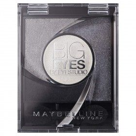 06 Luminous Smoke - Palette d'Ombre à Paupières Big Eyes by Eyestudio de Maybelline New York Gemey Maybelline 8,99 €